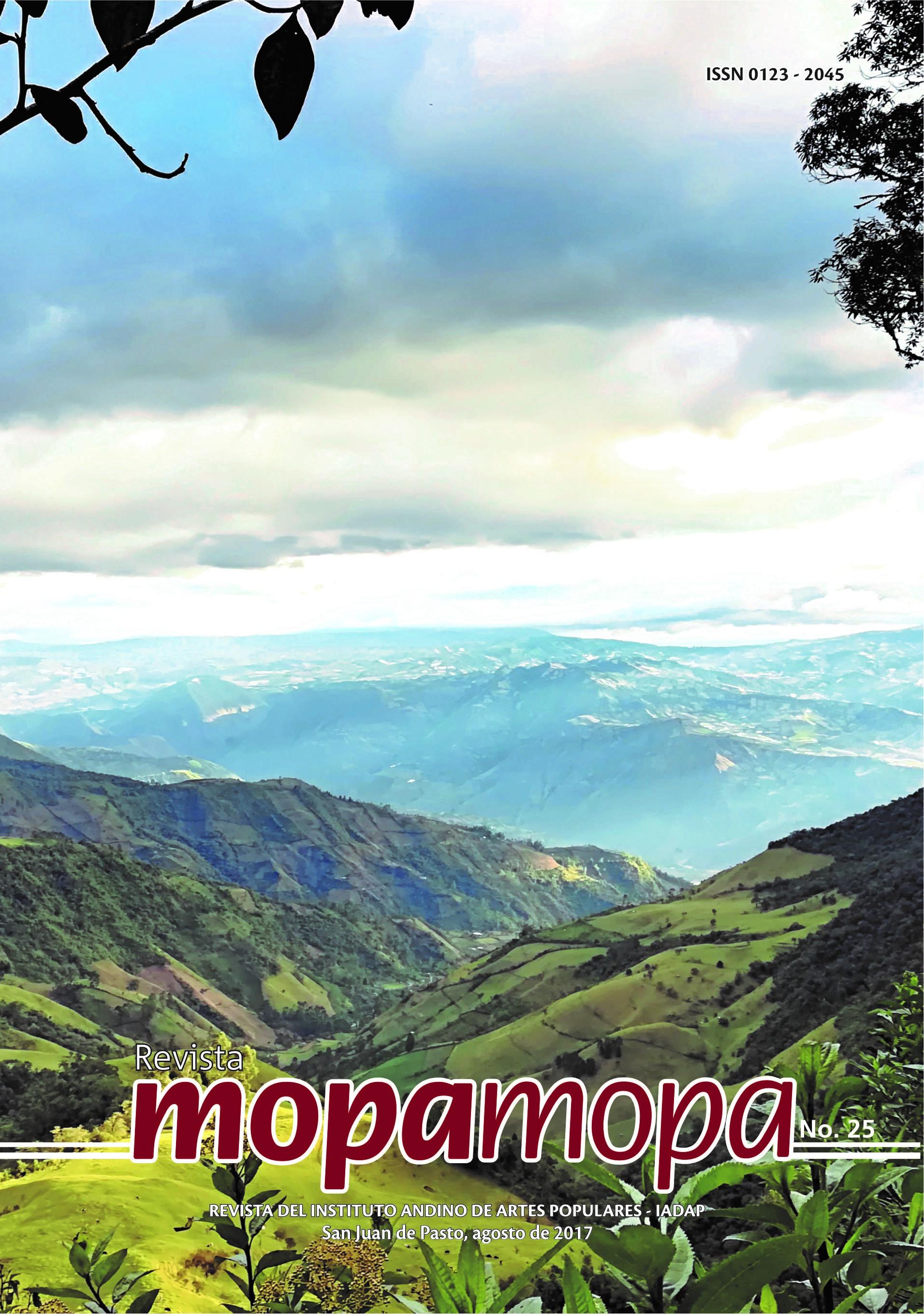 Portada: Por los caminos de Churupamba - Lucy Benavides Mora