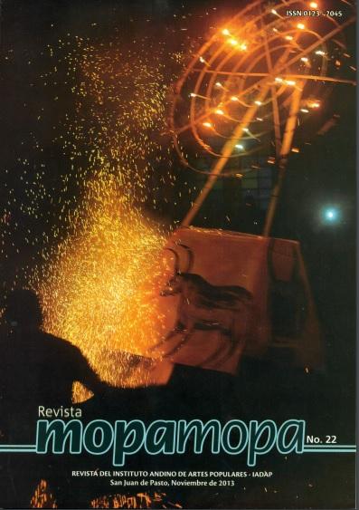 Revista Mopa mopa