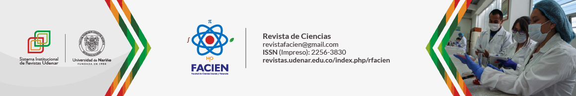 Revista de Ciencias