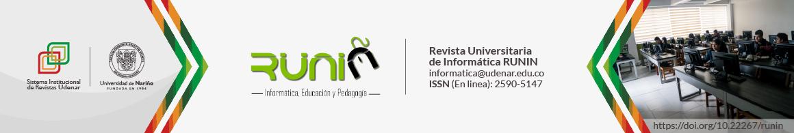 RUNIN: Informática, educación y pedagogía